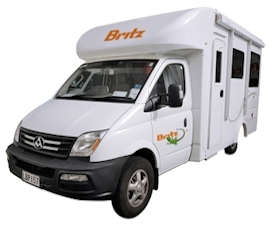 Britz Discovery Campervan hire in Australia